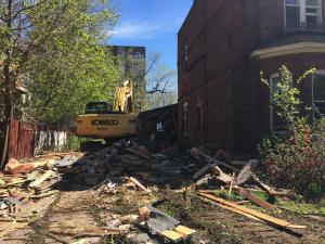 Sandy Hill Demolition