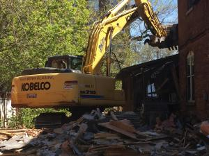Sandy Hill Demolition